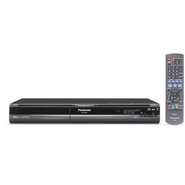 Panasonic Dmr Eh69 Region Free Dvd Recorder With 320gb
