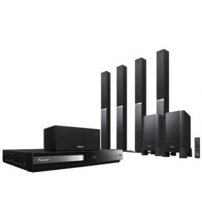 Pioneer HTZ-777 DVD Region Free Version Home Theater System FOR 110-220 VOLTS