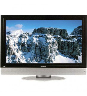 "HITACHI 32LD9000 32"" 16:9 MULTI-SYSTEM HD-READY LCD TELEVISION - HDMI & PC INPUT FOR 110-240 VO"