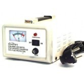 Simran SYM200, 200 Watt Step Up & Down Voltage Converter Transformer with Meter 110-220 volts
