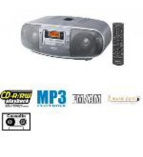 Panasonic RXD50 CD Mini Boom box 110 220 Volts