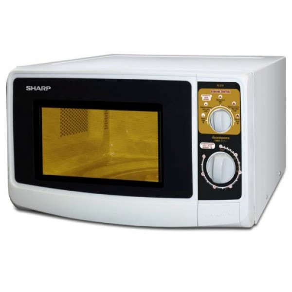 Sharp R 219 Microwave Oven 220 Volts Zoom
