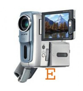 SONY DCR PC-108E MINI DV CAMCORDER PAL