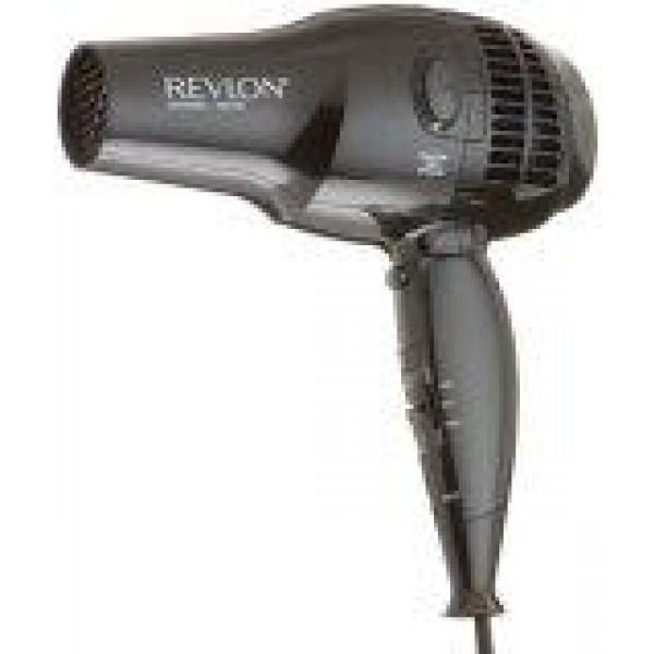 Revlon Rvdr5012 Ceramic Ionic Travel Hair Dryer 100 240