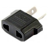 American or European Foreign Plug to Australia & New Zealand Power Plug Adapter