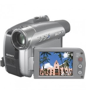 Sony DCR-HC26E PAL Mini DV Camcorder