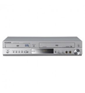 SAMSUNG DVD-V6600K MULTI SYSTEM DVD-VCR
