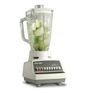 Oster 4172 Blender 10 Speed 1.25 Liter Glass Jar 220-240 Volts