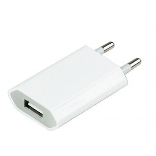 European Ac Power Adapter Wall Charger Plug Iphone Ipod