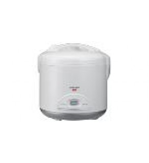 Sharp KS-M18L 10 Cup (1.8 L) Rice Cooker FOR 220 VOLS