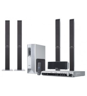 PANASONIC SCPT550 DVD HOME THEATER SYSTEM FOR 110-220 VOLTS