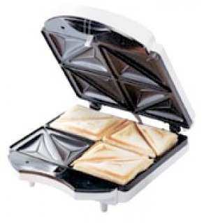 Nikai 4 Slice Sandwich Maker 220 Volts