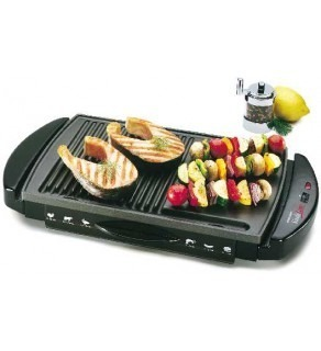 BLACK AND DECKER GM-60 OPEN FLAT GRILL FOR 220 VOLT