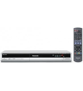 PANASONIC DMR-EH57 1080P PAL-NTSC CODE FREE DVD RECORDER WITH 160 GB HARD DISK