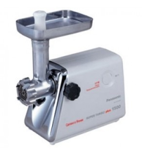 Panasonic Meat Grinder MKG1500 220 Volts