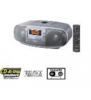 Panasonic RXD45 Mini Stereo system w/ cassette player 110 220 Volts