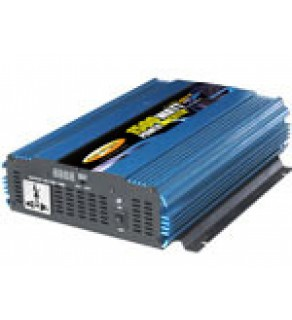 12V DC to 220V 50 Hz AC Power Inverter 1500 Watts
