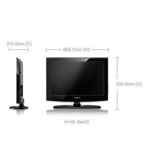 SAMSUNG LA-26A450 26'' LCD MULTI-SYSTEM TV