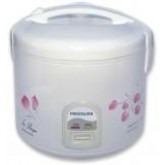 Frigidaire FD8054D 2.8 Liter Deluxe Rice Cooker with Steamer