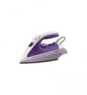 Braun 220 volt stem Iron SI 2020 wtih spray