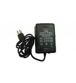 300 Watts Step Up and Down Light Weight Compact Voltage Converter Transformer 110-220 Volts