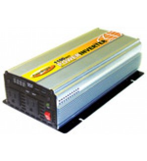12V DC to AC 1100 Watt Power Inverter 110 Volts