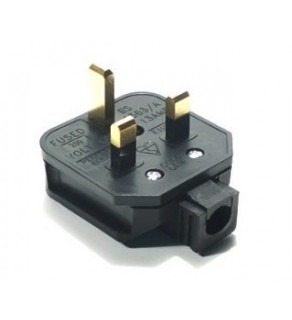 Terminate a Type G Electrical AC Male 13 amps fused, UK Power Plug