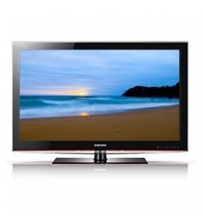 SAMSUNG LA-40B550 FULL HD MULTI SYSTEM LCD TV FOR 110-240 VOLTS