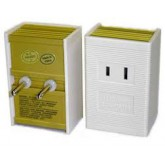 1600 Watts Travel, Voltage Converter, 220-240 Volts to 110-120 Volts