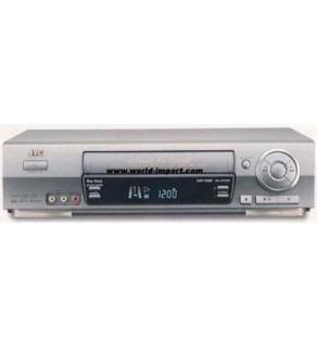 JVC Multi-System VCR