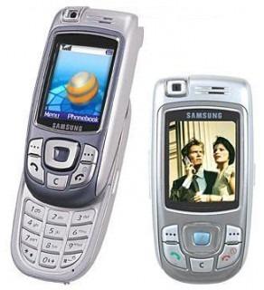 Samsung Dual Band Unlocked Sliding Phone