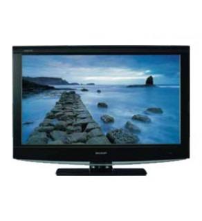 SHARP LC-32A37M MULTISYSTEM LCD TV FOR 110-240 VOLTS