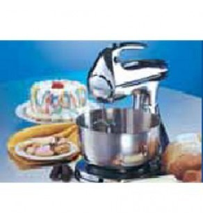 Stand Mixer White 12 Speed+ Pulse 275 Watts, Dough Hooks