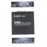 HDMI to HDMI (HDMI-V250) Video Converter 1080p, PAL to NTSC or NTSC to PAL