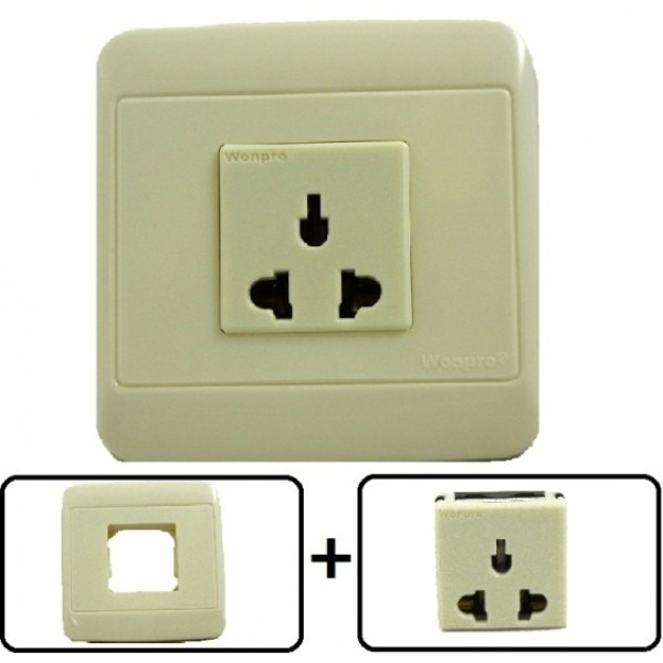 Type A, B, C, E, F, H, & I Universal Electrical Receptacle Outlet ...