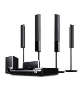SONY DVD CODE FREE HOME THEATRE SYSTEM DAV-DZ777 FOR 110-240 VOLTS