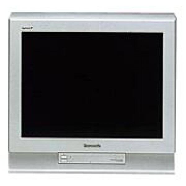 Panasonic Flat Screen 21 Inch Multisystem Tv Brand New