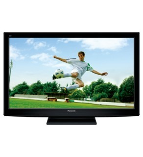 "Panasonic 50"" THP50X20 Multisystem LCD TV FOR 110-220 VOLTS"
