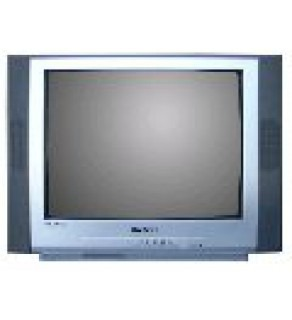 "HITACHI 21"" TWIN SPEAKER MULTISYSTEM TV"