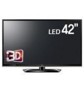 LG 42 Inch 42LM5800 Full HD 3D LED Multisystem TV FOR 110-220 Volts