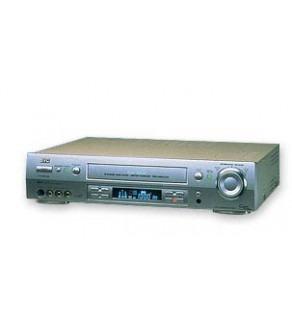 JVC 6 Head Hi-Fi Stereo VCR -Multi System Super VHS (S-VHS)