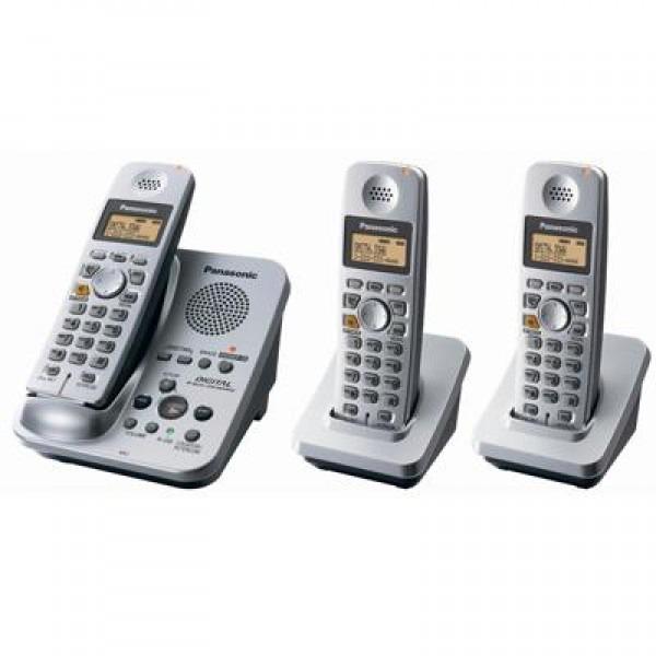 GHz Cordless Telephone W Digital Answer Zoom