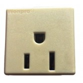 Wonpro Type A & B USA Electrical Receptacle Outlet 20 AMPS