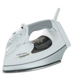 Black & Decker X850 Steam Iron 220 Volts