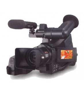 Panasonic Imported NV-MD10000 PAL Mini DV Camcorder PAL