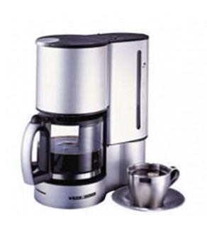 BLACK & DECKER LIFE STYLE LCM82 12-CUP 220V COFFEEMAKER