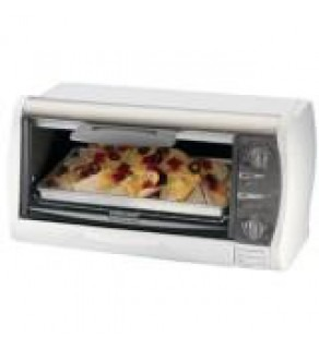 The Black & Decker TRO2000 19 Liter Toaster Oven 220-240 Volts