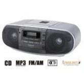 Panasonic RX-D48 CD Radio Cassette Recorder FOR 220 VOLTS