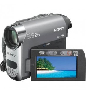 Sony DCR-HC48E Mini DV Digital Camcorder (PAL)