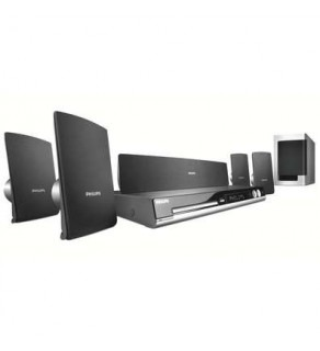 Philips home theater system - 5.1 channel HTS-3450